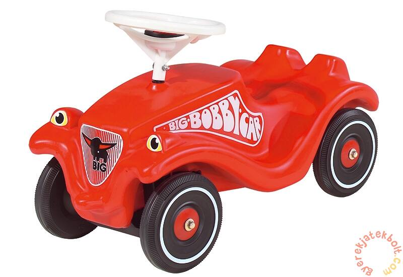 Big Bobby Car Classic - Piros (01303)