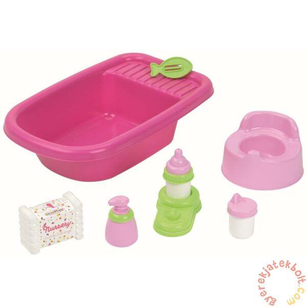 Ecoiffier Écoiffier Nursery babakád játékszett (0788)