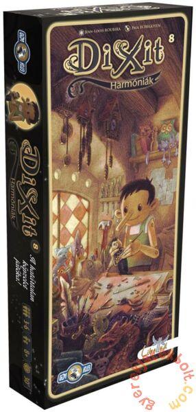 Asmodee Dixit 8 - Harmóniák társasjáték (750499)