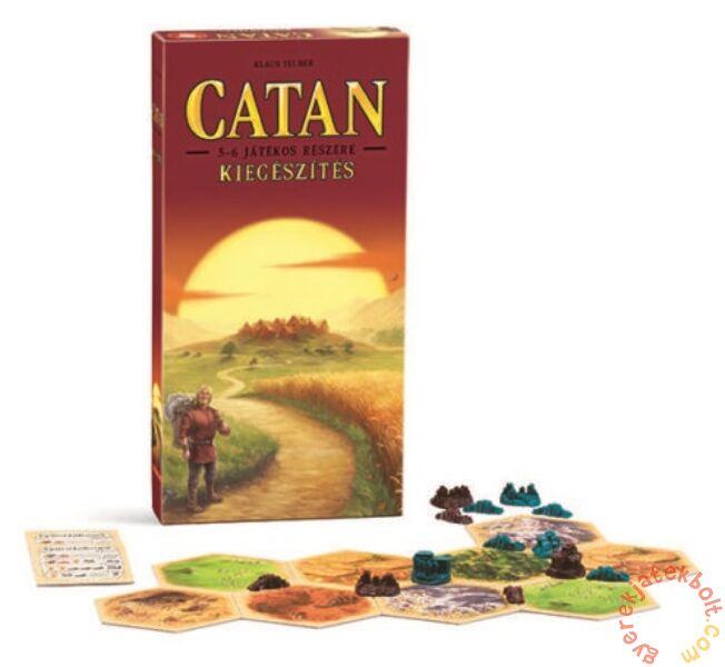 Piatnik Catan Kiegészítő 5-6 főre (755088)
