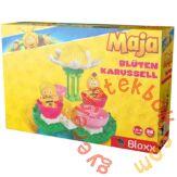 Play Big Bloxx Maja, a méhecske - Virágos körhinta építőszett (57129)