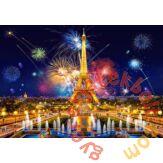 Castorland 1000 db-os puzzle - Varázslatos párizsi éjszaka (C-103997)