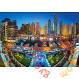 Castorland 1000 db-os puzzle - Dubai kikötő (C-104222)