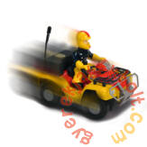 Dickie RC Sam, a tűzoltó - Turbo Mercury távirányítós quad (3099613)