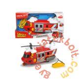 Dickie Action series Rescue játék helikopter - 30 cm (3306009)