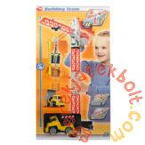 Dickie Óriás daru teherautóval építkezés szett (3463337)