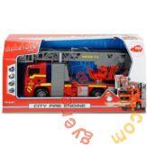 Dickie City Fire Engine tűzoltóautó locsolótömlővel (3715001)