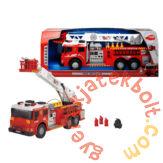 Dickie Fire Brigade Tűzoltóautó locsolótömlővel (3719003)
