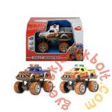 Dickie Játék Rally Monster kisautó - Kék (3742000)