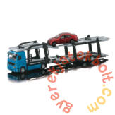 Dickie 28 cm-es Autószállító kamion- Kék (3745000)