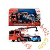 Dickie Játék pumpás Autószállító kisautóval (3806000)