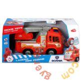 Dickie Happy Cars - Scania Tűzoltóautó (3816003)