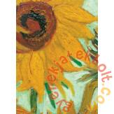 EuroGraphics 1000 db-os puzzle - Twelve Sunflowers, Van Gogh - Detail (6000-5429)