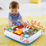 Fisher-Price Kétnyelvű intelligens asztalka (DRH41)