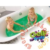 Gelli Baff fürdőzselé 300 g - Zöld (5002)