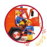 Simba Sam, a tűzoltó - Jupiter 2.0 tűzoltóautó 2 figurával (1036)
