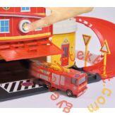 Dickie Sam, a tűzoltó - Tűzoltóállomás szett (9623)