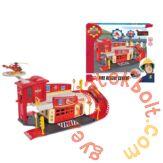 Dickie Sam, a tűzoltó - Mentőközpont játékszett (9623)