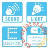 Smoby Cotoons elektronikus Zongora (110506)