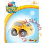 Smoby Vroom Planet műanyag kisautó - többféle (120301)