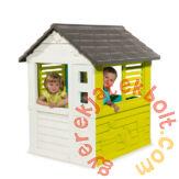 Smoby első házikóm piros-zöld (310069)