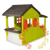 Smoby Floralie nagy zöld ház (310300)
