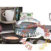 Smoby Tefal French Touch Bubble játékkonyha grillezővel - türkíz (311206)