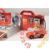 Smoby Verdák 3 Mack Truck elektronikus versenyszimulátor kisautóval (360146)