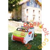 Smoby Adventure Car csúszda homokozóval (840200)