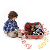 Trunki - Cowboy gyermek bőrönd