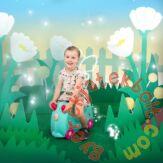 Trunki - Flora, a tündér gyermek bőrönd