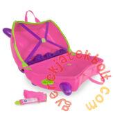 Trunki - Trixie gyermek bőrönd