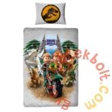 Lego Ágyneműhuzat szett - Jurassic World (LEGO-749BL)