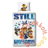 Lego Movie Ágyneműhuzat szett - Still Awesome (LM-2013BL)