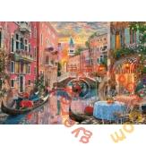 Clementoni 6000 db-os puzzle - Naplemente Velencében (36524)
