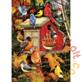 Cobble Hill 1000 db-os puzzle - Fall Birds (80100)