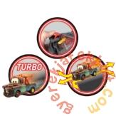 Dickie RC Verdák 3 Turbo Racer - Matuka távirányítós autó (3084008)