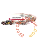 Dickie RC Verdák Carbon Drifting - Villám McQueen távirányítós versenyautó (3086000)