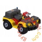 Dickie Sam, a tűzoltó járművek - 5 darabos játékszett (3094002)