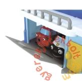 Dickie A város hősei járművek - Rendőrállomás Hektor helikopterrel (3126000)