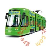 Dickie City Liner játék villamos - Zöld (3749005)