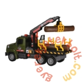 Dickie levegőpumpás rönkszállító autó (3806001)