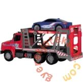 Dickie Óriás játék pumpás autószállító trailer kisautóval (3809010)