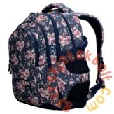 St.Right - Roses hátizsák, iskolatáska - 4 rekeszes (622601)