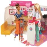 Barbie mentőautó (FRM19)