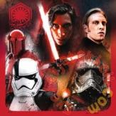 Ravensburger 3 x 49 db-os puzzle - Star Wars VIII - Az utolsó Jedik (08039)