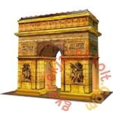 Ravensburger 216 db-os 3D Night Edition puzzle - Diadalív (12522)
