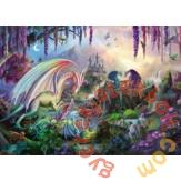 Ravensburger 2000 db-os puzzle - Sárkányok völgye (16707)