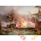 Ravensburger 9000 db-os puzzle - Algír bombázása (17806)