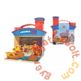 Simba Sam, a tűzoltó - Vízimentő központ játékszett két figurával (1033)Simba Sam, a tűzoltó - Vízimentő központ játékszett két figurával (1033)